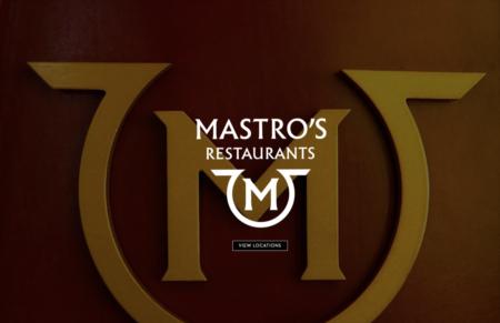 Mastro's Ocean Club - Coming To The Market Street