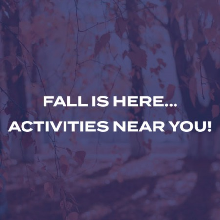 Fall Activities in Central Wisconsin