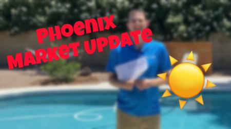 Phoenix Real Estate Market Update 6/1/2021