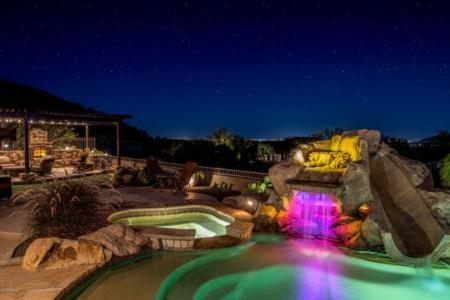 McDowell Mountain Ranch Home With Amazing Backyard
