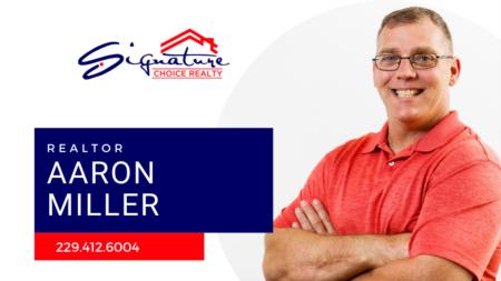 Aaron Miller, Realtor