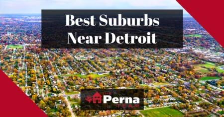 5 Best Suburbs Near Detroit, MI