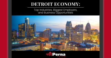 Detroit Economy: Top Industries, Biggest Employers, & Business Opportunities