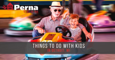 Best Things to Do With Kids in Detroit: Detroit, MI Family-Friendly Activity Guide