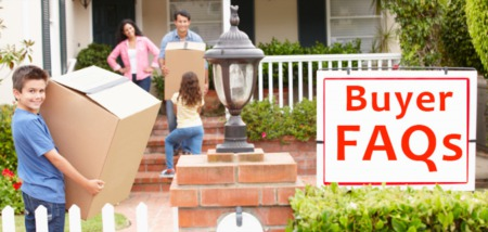 10 FAQ's From Buyers – Answered!