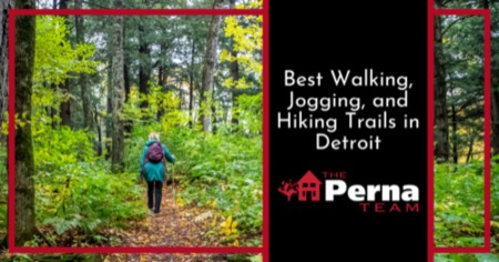 Best Walking and Jogging Trails in Detroit