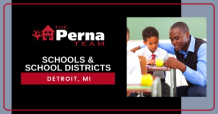 Detroit Schools and School Districts