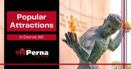 Most Popular Detroit Tourist Attractions - 2021 Guide