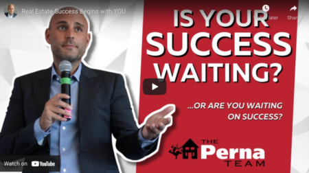 Real Estate Success Begins With YOU