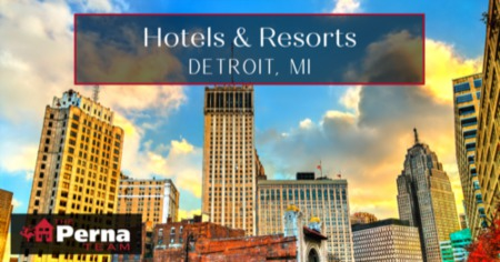 Detroit Places to Stay: Best Hotels & Resorts