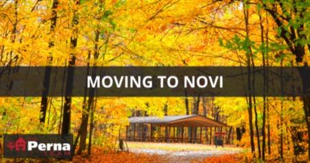 Moving to Novi, MI