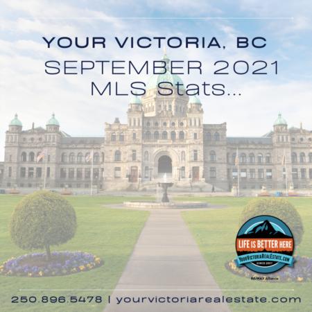 September 2021 MLS Stats