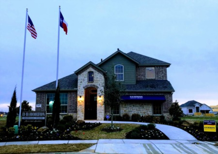 DR Horton Homes Dallas-Fort Worth