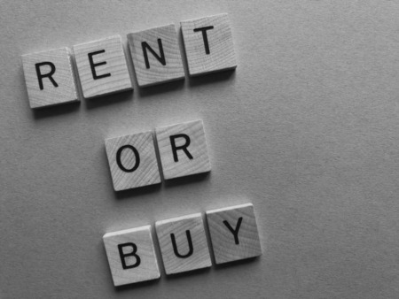 Why OWN vs. RENT