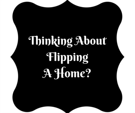 Thinking about Flipping a Home in Edmonton?
