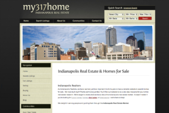 HomeToIndy.com Announces the Digital Acquisition of My317Home.com