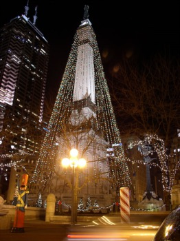 My Top 10 Picks for Holiday Fun in Indianapolis