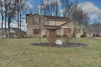 7654 Gunsmith Ct | Plainfield Indiana Home for Sale
