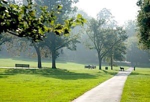 Central Canal Towpath and Greenway ~ The History and Neighborhoods