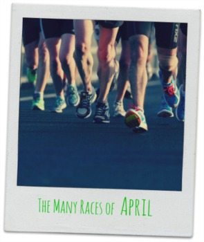Jog, Walk, Run Indianapolis - The Many Races of April