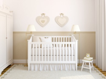 Beyond Blue or Pink: Creative Nursery Paint Ideas from Pinterest