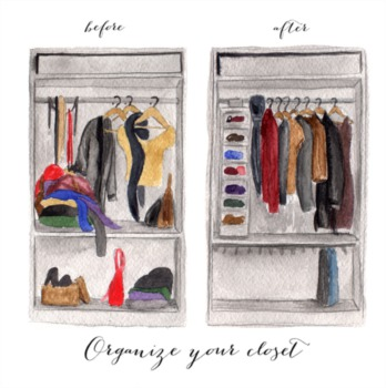 Bulging at the Seams? Make the Most Out of Your Closet Space