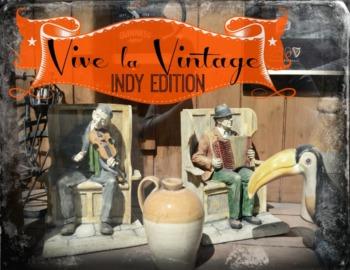 Vive La Vintage: Indy Edition