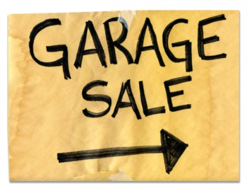 How to Have a Wildly Successful Garage Sale