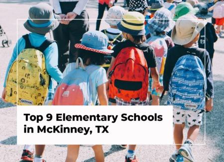 Top 9 Elementary Schools in McKinney [2021 Edition]