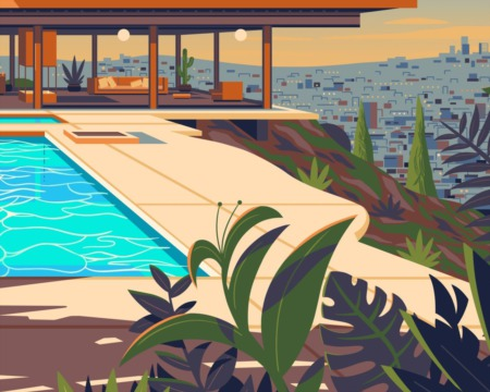 Inside L.A.'s Ultimate Mid-century Modern Home