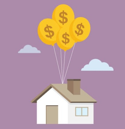 Rents across the country were up 11.5% in August. In one Florida market rents rocketed nearly 31%