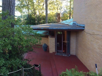 Famous Frank Lloyd Wright Virginia Beach Home Sells
