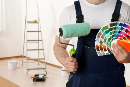 The Advantages of a Professional Painting Contractor