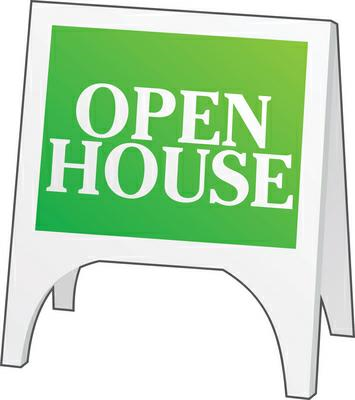 Can your house sell from an Open House?