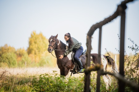 Enjoy Horseback Riding on Acton Property at Rainbow Ridge Ranch