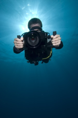 Acton Water Stage and Scuba Services the Ideal Place for Underwater Filming and Photography