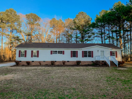 New Listing in Henderson, NC!