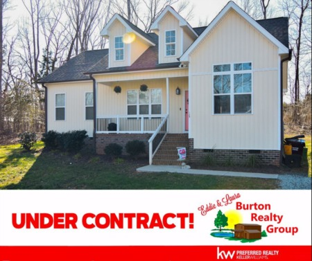 Under Contract in Timberlake!