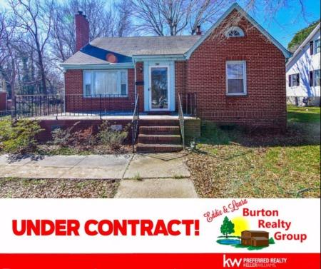 Under Contract in 1 Day! 413 Reams Avenue, Roxboro, NC 27573