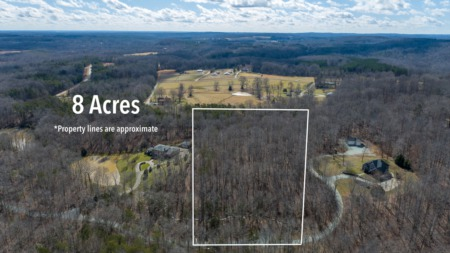 NEW Listing! 8 Acres in Rougemont with 4 Bedroom Perk!