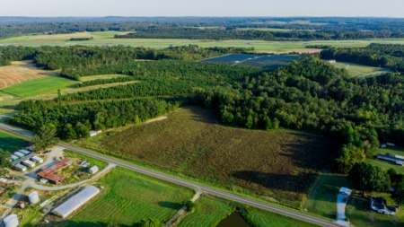Under Contract! 8.3 acres Clay Long Road, Timberlake, NC 27583