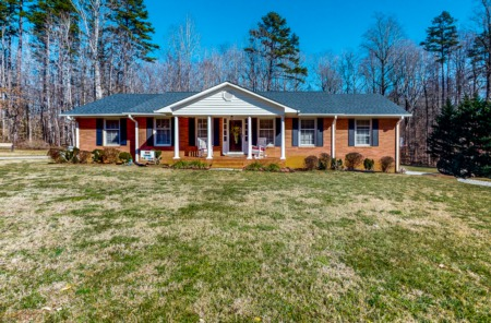 New Listing! Home for sale in Hurdle Mills, NC!