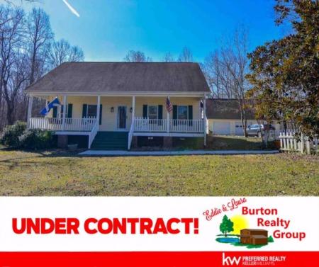 Under Contract in Rougemont, NC! 5401 Shealtiel Way!