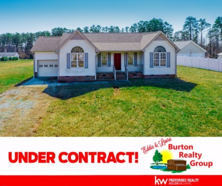 Under Contract in Timberlake! 228 Herbert Hill Drive!