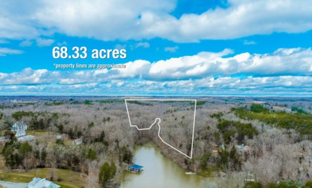 Land for Sale on Hyco Lake!