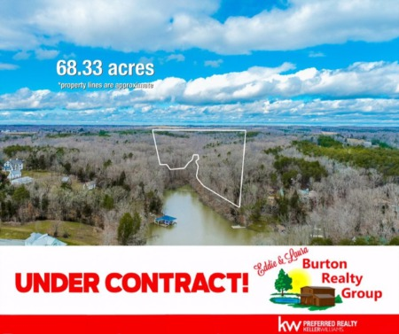 Under Contract on Hyco Lake! 68 Acres Zion Level Church Road