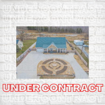 Beautiful New Listing in Roxboro - Under contract in 3 days!
