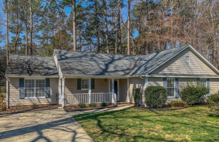 North Durham home is under contract! 509 Vivaldi Drive!