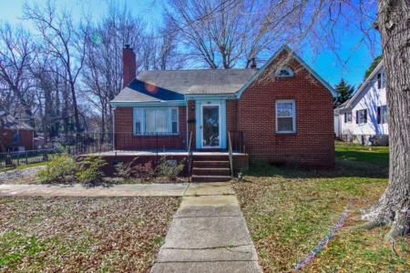 Sold! 413 Reams Avenue, Roxboro!