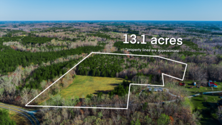 Under Contract! 13 acres Martin Hills Lane, Roxboro, NC 27574